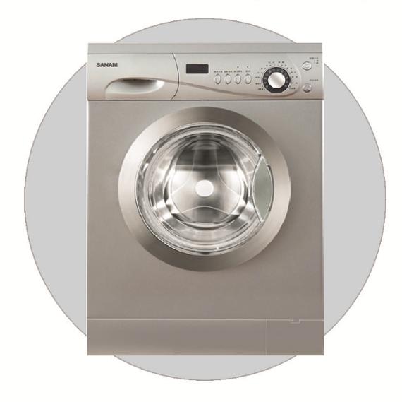 کد خطا و ارور ماشین لباسشویی صنام