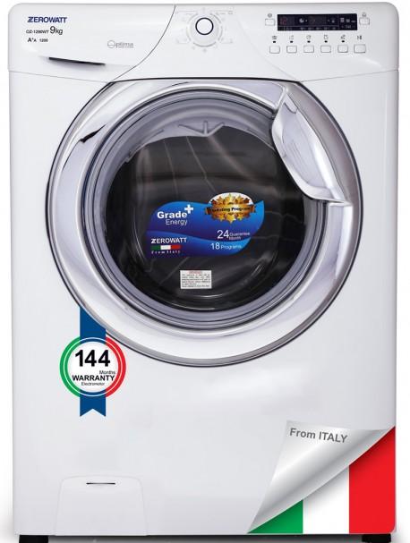 کد خطا و ارور ماشین لباسشویی زیرووات